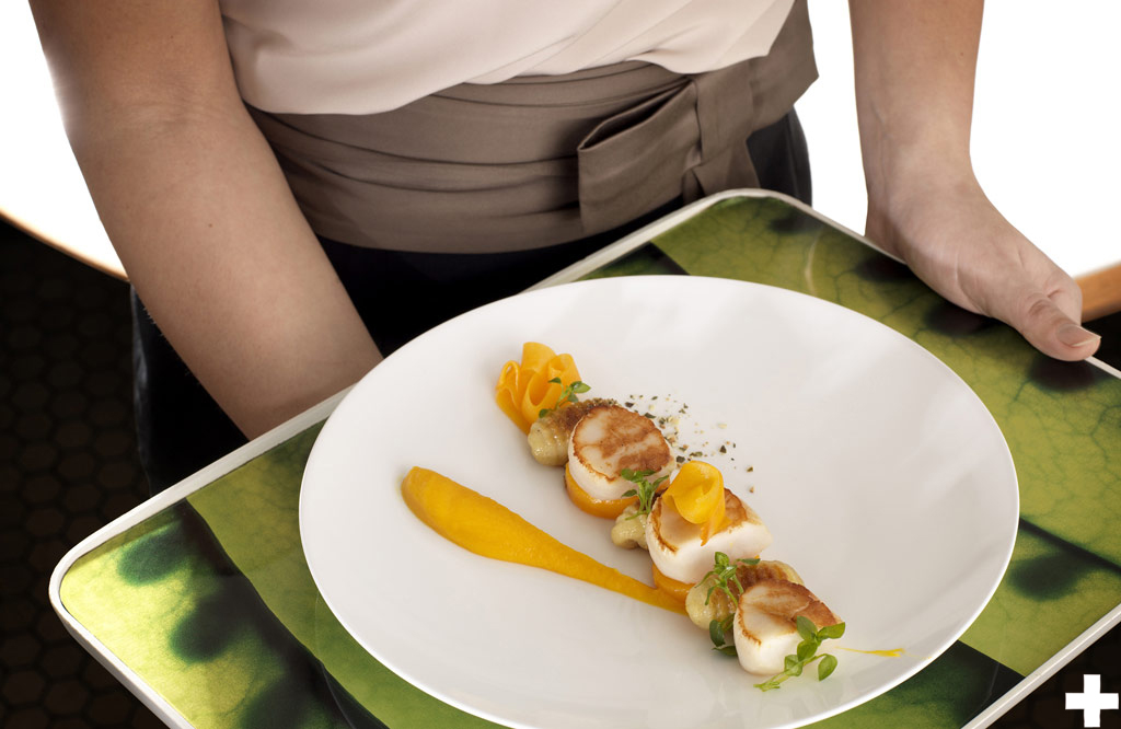 Thierry marx - Restaurant thierry marx cuisine moleculaire ...