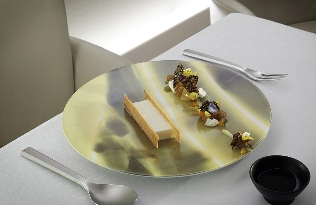 Restaurant Paris Thierry Marx