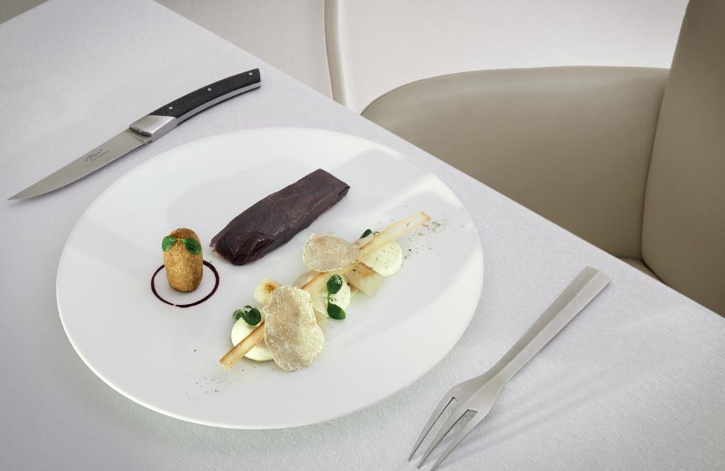 Last tweets about surmesure - Restaurant thierry marx cuisine moleculaire ...